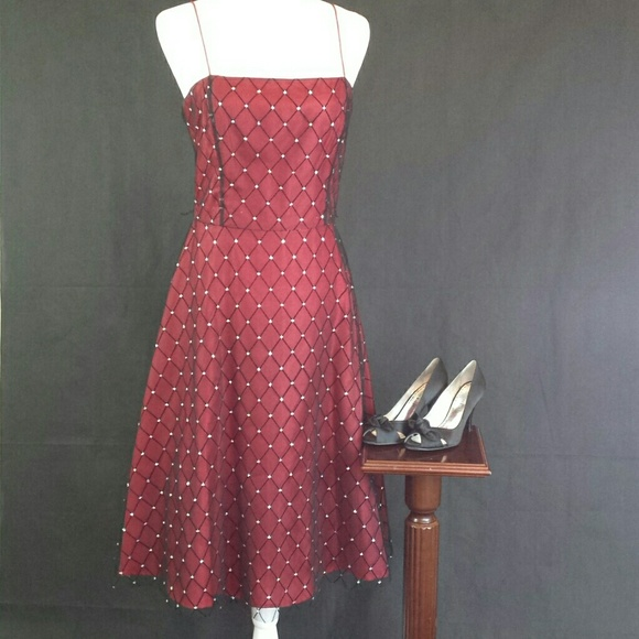 Jessica Howard Dresses Red Special Occasion Dress Size 8 Poshmark
